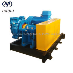 Duplex Steel Desulfurization Slurry Pump and Parts for Power Plant