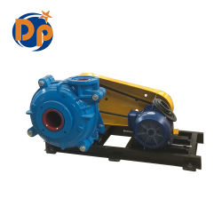 6X4d-mAh with Motor Centrifugal Slurry Pump with Mechanical Seal for Heavy Industry