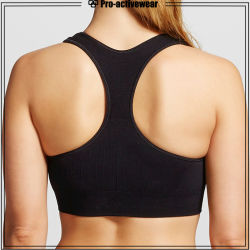 OEM Factory Womens Spandex Sportswear Cotton Sports Bra