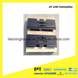 Cat Bronze Supplier China Best Quality Steel Excavator Spare Parts Track Pad for Cat