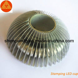 Stamping Punching Pressing LED Shell Cup Cover Radiator Heatsink Sx029