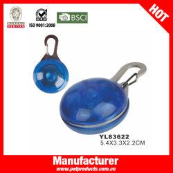 LED Flashing Charm Dog Tag, Pet Product (YL83612)