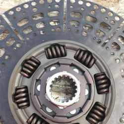 Wholesale Good Material Clutch Disc 4ze1 for Auto Clutch Disc