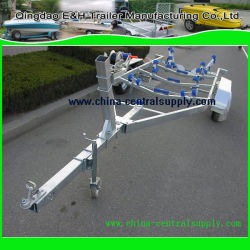 Wholesale Buy Supplier Sale Big Hydraulic Steel Galvanized 7.3m Boat Trailer (BCT0108)