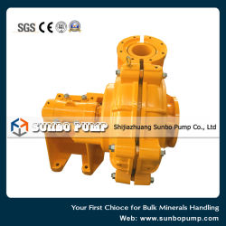 China Factory Slurry Pump