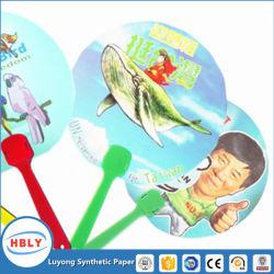 China Anti Tear Waterproof Digital Printing Gp Synthetic Paper