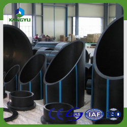 HDPE Pipe Flange Fitting Elbow Fittings Weight