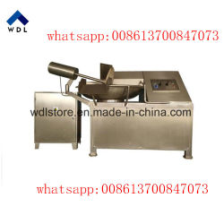Factory Direct Sale Automatic Meat Bowl Cutter/Bowl Chopper Price for Sale in South America
