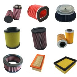 Hepa Air Oil Filter For All Kinds Small Engine Motorcycle Garden Machinery Vacuum Cleaner