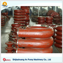 High Quality Centrifugal Slurry Pump Impeller Shaft Wearing Parts Factory Price