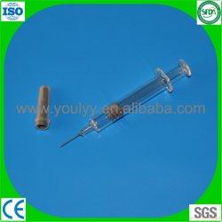 2.25ml Prefilled Syringes Luer Lock