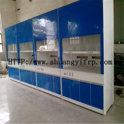 Greatly Saving Air Condition Wind Consumption Sfh 130 Ductless Fume Hood Fixed with Acid Filter, Carbon Filter, HEPA 14 Filter