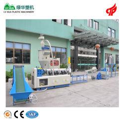 Ce PP/PE Dry Film Plastic Recycling Machine