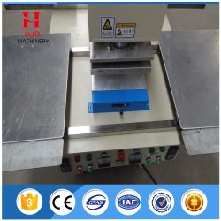 Factory Direct Sell Two Stations Automatic Garment Embossing Machine