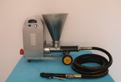 Aerosol Spraying Smearing Machine of National Patent Product