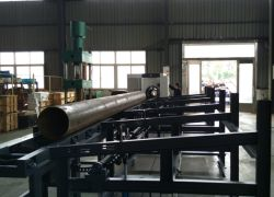 Nc High Spped Pipe Cutting and Beveling Machine Cnp-520
