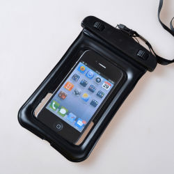 Inflatable Outdoor Sports PVC Waterproof Mobile Phone Case (YKY7267-1)