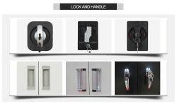 Sports Gym Use Steel Storage 4 Door Locker