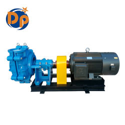 Horizontal 12-Stage Series Slurry Pump for Mining, Centrifugal Pump