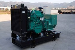 250kVA-2500kVA Generator Diesel Silent /Open Power Electric with Brushless Alternator Powered by Cummins/Mitsubishi /Yuchai
