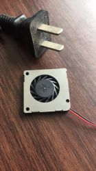 Cooling New Types RoHS Ce 30X30X4mm 3004 5V Mighty Mini Tiny Centrifugal Blower Fan