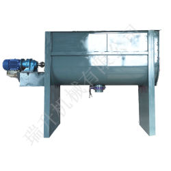 Electric Powered Construction Material Slurry Double Screw Mixer