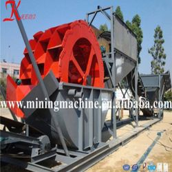 China Supplier Silica Sand Washing Plant