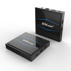 H96mini+ IPTV TV Box High Quality Alomgic S905W 2gbddr3 16gbemmc Store Set Top Box 4K Media Player