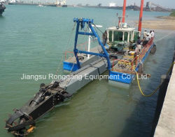 Chinese Manufacturer Supplying Small Sand Dredger