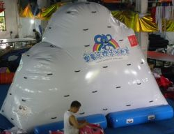 Inflatable Iceberg, Inflatable Floating Water Park, Water Sports Equipment