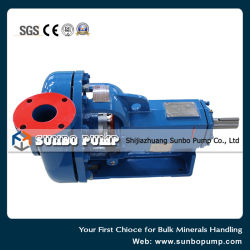 Oilfield Well Drilling Fluid Centrifugal Mud Pump 4X3X13 Model
