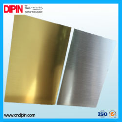 China Double Color Plastic Laser Sheet, Double Color Plastic Laser ...