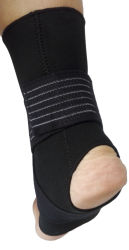 Neoprene Sports safety Ankle Supports