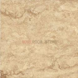 Polished Egypt Travertine Marble Stone Ceramic And Porcelain Glazed Floor Tile
