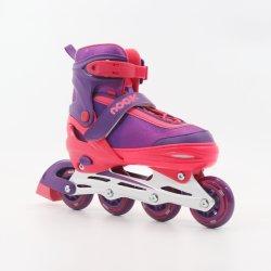 Adjustable Inline Skates with Colorful Printting on Upper En13843: 2009