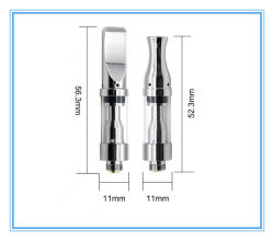 0.5ml V7 Ceramic Vape 510 Ccell Disposable Cbd Thick Oil Clearomizer