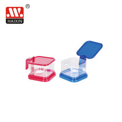 Square Kitchen Using Plastic Cruet with Plastic Handle