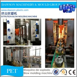20L Pet Sport Water Bottles Full Automatic Blow Moulding Machine