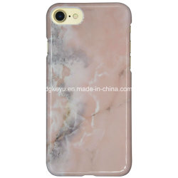 Pale Pink Marble-Textured Mobile/Cell Phone Accessories for iPhone (6/7/8/6s/8s/X Plus/Xs Max/Xr/Xs/8plus)