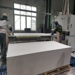 No Sweating Magnesium Oxide Wall Board for Partition/Floor/Exterior Wall