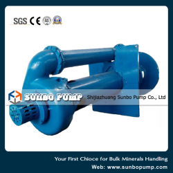 100RV Centrifugal Vertical Sump Slurry Pump for Mining & Mineral Processing