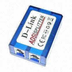 St-ADSL-7 Splitter for Rj11 and RJ45