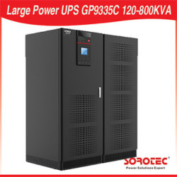 120-800kVA (0.9 Output Power Factor) Large Power UPS Gp9335c
