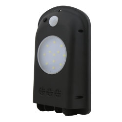 Mini Wall Clock Type Solar Sensor Light with Special Design