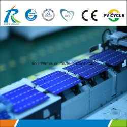156*156mm 4bb Multi Polycrystalline Silicon Material Solar Cells