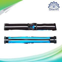 Waterproof Ultra Slim Lycra Nylon Exercise Fitness Sport Running Race Belt Waist Bag