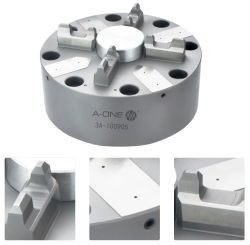 Multi Functional Air Chuck with 4 Jaw for CNC Welding 3A-100905