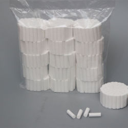 China Wholesale Disposable Medical Absorbent Dental Cotton Roll