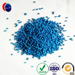 Blue Color Masterbatch PP/PE/PS/ABS High Pigment Concentration Masterbatch