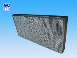 High Temperature Air Filter with Aluminum Foil Separator
